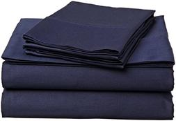#1 Bed Sheet Set - HIGHEST QUALITY 100% Egyptian Cotton 800
