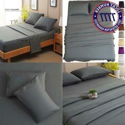 Sonoro Kate Bed Sheet Set Super Soft Microfiber 1800 Thread