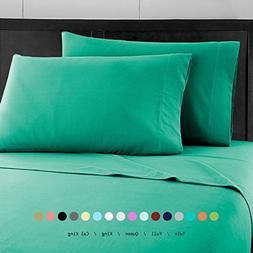 Prime Bedding Bed Sheet Set - Brushed Microfiber 2000 Beddin