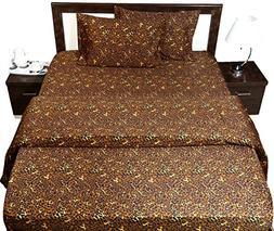 ARlinen 4 PCs Bed Sheets Set on Amazon Egyptian Cotton 800-T
