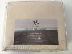 HC Collection Bed Sheets Set, HOTEL LUXURY Platinum 1800 Ser
