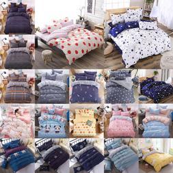 Bedding Set Duvet Cover Set Comforter Covers Flat Sheet Sing