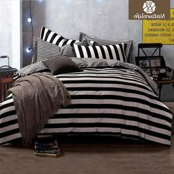bedding set simple sanding duvet cover set