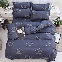 Beddingset Duvet Cover Set Duvet Cover No Comforter Flat She