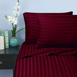 Elegance Linen® Best, Softest, Coziest STRIPE Sheets Ever!