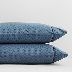 Bloomingdale's 1872 Ashton 2 King Pillowcases Z101