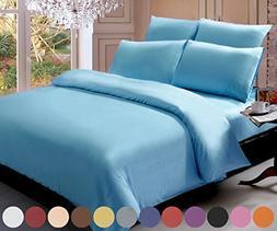 Swan Comfort Brushed Microfiber Hypoallergenic 6-pieces Bedd