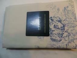Ralph Lauren Catalina Island Blue Floral Standard Pillowcase