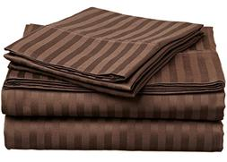 Himank New Collection 4 Piece Sheet Set 100% organic egyptia