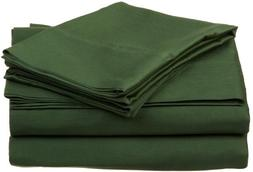 Blue Nile Mills 100% Combed Cotton King Sheet Set, 400 Threa