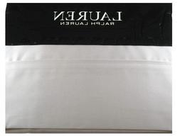 New Ralph Lauren 100% Cotton 300TC 4pc Floral Blue/White She