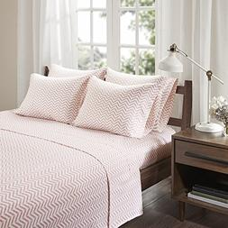 Cotton Jersey Sheets Set - Ultra Soft King Bed Sheet With De