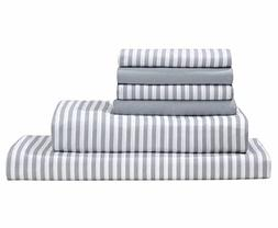 Debra Valencia Awning Striped Sheets By Duke-King-Med Cool G