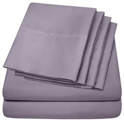 Sweet Home Collection Quality Deep Pocket Bed Sheet Set-2 Ex