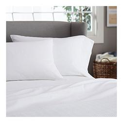 KM Linen Deep Pocket - Fitted Up to , Flat & Pillow's 600 Th