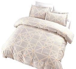 California Design Den Della Comforter Set, King, Grey