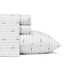 Eddie Bauer Downstream Cotton Percale Sheet Set King