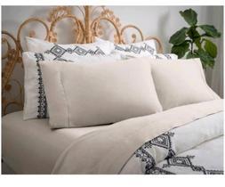 Magnolia Organics Dream Collection Sheet Set - Twin Natural