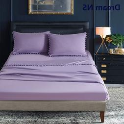 Dream NS Bedsheet Set 30cm Fitted <font><b>Sheet</b></font>