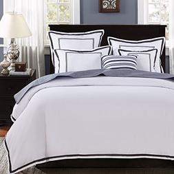 Mellanni Duvet Cover Set Hotel Collection - Double Brushed M