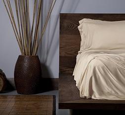 SHEEX ECOSHEEX Bamboo Origin Sheet Set with 2 Pillowcases, A