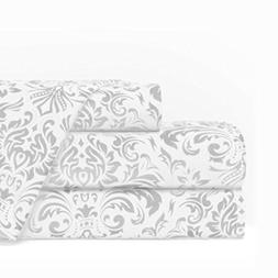 Egyptian Luxury 1600 Series Hotel Collection Damask Pattern