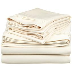 egyptian cotton 600 thread solid
