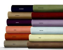 egyptian cotton 4 pieces sheet set luxurious