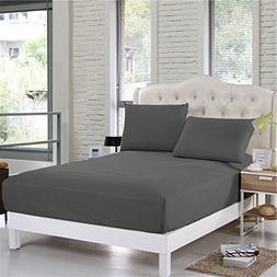 elegant 500 tc fitted sheet