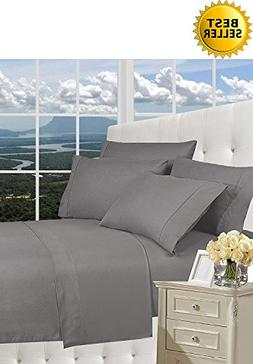 Elegant Comfort 1500 Series Luxurious Silky Soft WRINKLE RES