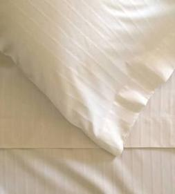 """Elegant Comfortable 1 PC Fitted Sheet  Fit Upto 10"""" inches D"""