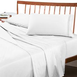 Empyrean Sheet Pillowcase Sets Bedding 4-Piece King Bed Shee