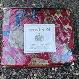 Ralph Lauren Estate Egyptian Cotton Sateen King Fitted Sheet