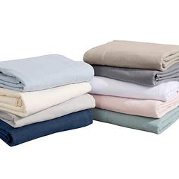 Great Bay Home Extra Soft 100% Turkish Cotton Flannel Sheet
