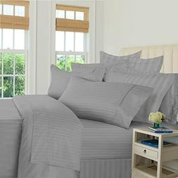 Bed Bath Fashions Fifth Ave Luxury 500 Thread Count 100% Egy