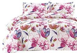 California Design Den Florentane-CS-Spring-Garden Comforter