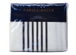 Ralph Lauren Graham Stripe King/California King Flat Sheet B