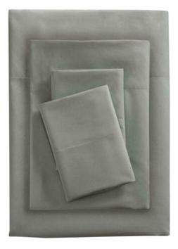 Room Essentials Gray Microfiber Sheet Set - King