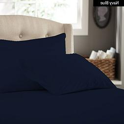 Heavy Weight Egyptian Cotton, Hotel Classic Navy Blue Solid