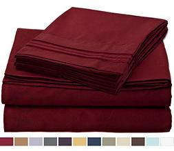 HIGHEST QUALITY Bed Sheet Set, #1 on Amazon, Split King Size