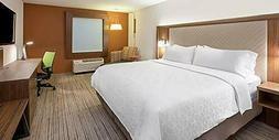IHG Holiday Inn Express Duvet Cover Diamond Pattern White KI