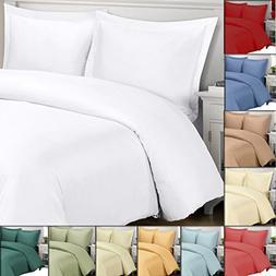 Royal Hotel King/Cal-King Teal Silky Soft Duvet Covers 100%