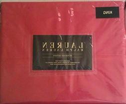 Lauren King Poppy Dunham Sateen Sheet Set
