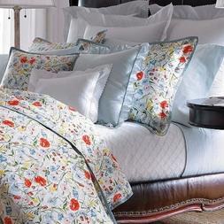 Ralph Lauren 4 Pc King Sheet Set- Georgica Garden Sanabel Bl