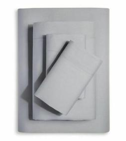 Room Essentials King Size Easy Care Sheet Set Gray Mist