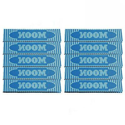 10×32 sheets 108mm King Size Slim Moon Blue Cigarette Tobac