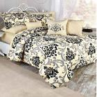10 Pc Complete Bedding Sets elegant solid sheets bethany kin