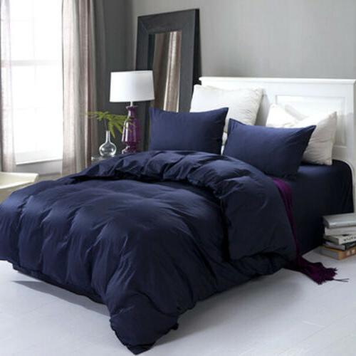 100% Egyptian Comfort 1800 Count 4 Set Queen
