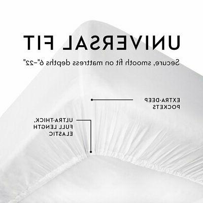 Mayfair Linen Sheets Pocket