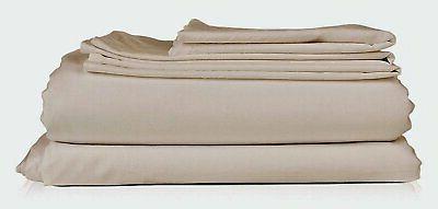 100 percent egyptian cotton sheets sand king